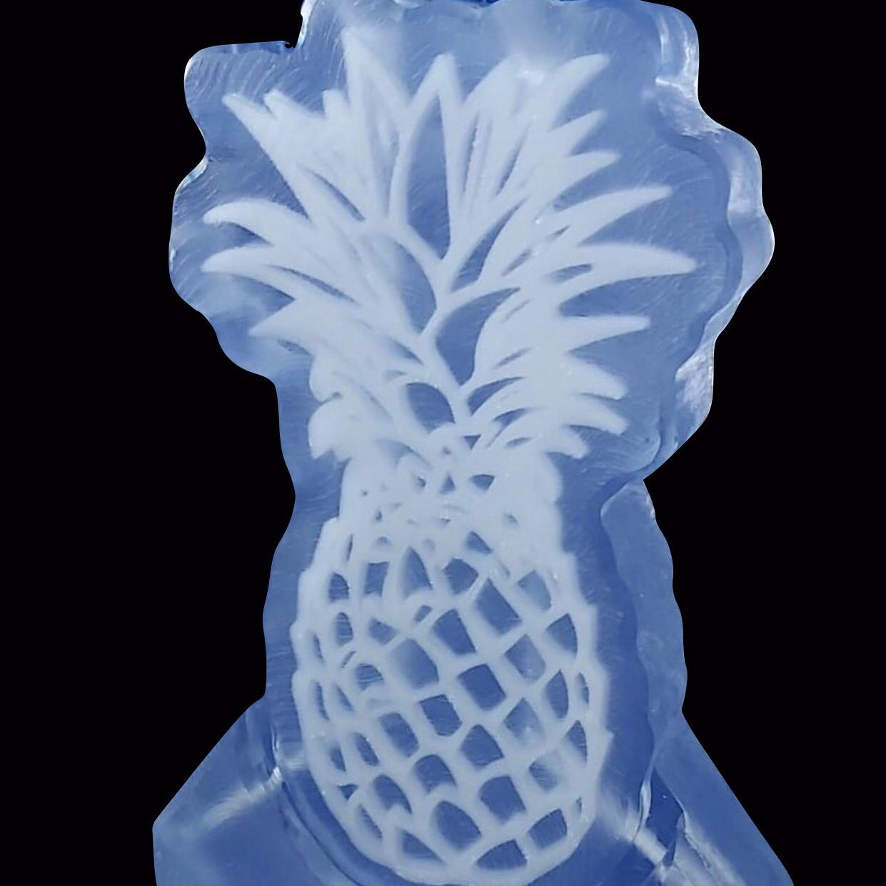 Pineapple Vodka Luge