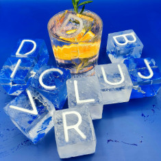 Ice Cubes, Cocktail Ice, Party Ice